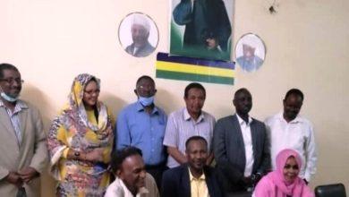 صورة تنسيق بين «الإتحادي الأصل» وحركة جيش تحرير السودان