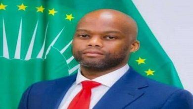 صورة مسؤول اقتصادي افريقي رفيع يزور السودان