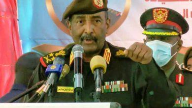 صورة البرهان: القوات السودانية لن تتراجع عن مواقعها في الحدود الشرقية