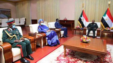 صورة السودان: «السيادي» يؤكد الجدية في تحقيق السلام والتحول الديمقراطي