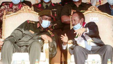 صورة السودان: رئيسا «السيادي» والوزراء يخاطبان مؤتمر باريس مايو المقبل