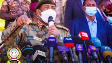 صورة البرهان: «الدعم السريع» جزء أصيل من القوات المسلحة