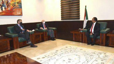 صورة سد النهضة والحدود.. أبرز ملفات زيارة (بوث) إلى السودان