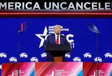 صورة ترامب ينفي سعيه لتأسيس حزب جديد ويلمح للترشح في الانتخابات المقبلة