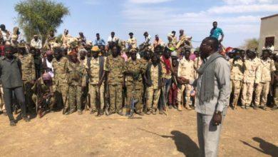 صورة الجبهة الثالثة «تمازج» تبدأ جولة للتبشير بالسلام في جنوب كردفان