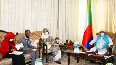صورة السودان: جولة أفريقية لوزيرة الخارجية بشأن «سد النهضة»