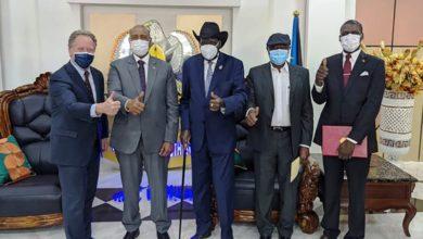 صورة برنامج الأغذية العالمي يهنئ الحكومة والحلو على «إعلان المبادئ»