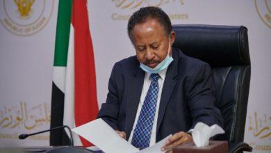 صورة تعيين وزيري الخارجية والإعلام السابقين ضمن مسؤولين جدد بمكتب «حمدوك»