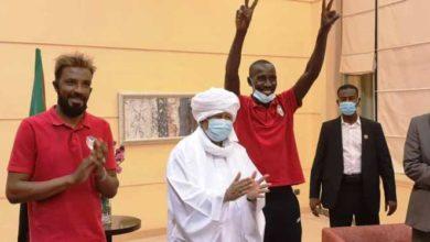 صورة مجلسا السيادة والوزراء يهنئان لاعبي السودان بالتأهل للنهائيات الأفريقية