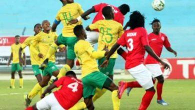 صورة منتخب السودان يقصي جنوب أفريقيا ويتأهل لنهائيات الكاميرون