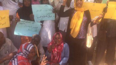 صورة السودان: كوادر التمريض تواصل إضرابها بمشافي رئيسة وسط البلاد