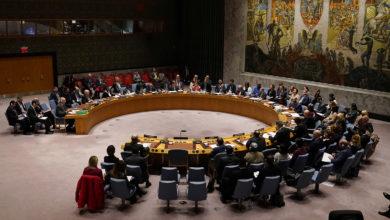 صورة مجلس الأمن الدولي يحث الحكومة السودانية على حماية المدنيين