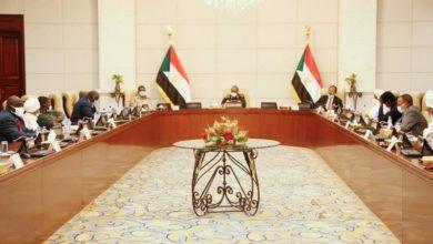 صورة السودان: أعضاء بمجلس الشركاء يبدون ملاحظات بشأن (إعلان المبادئ)