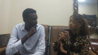 صورة الشاعرة السودانية مروة بابكر: انتظر فارس أحلامي من مواقع التواصل الإجتماعي