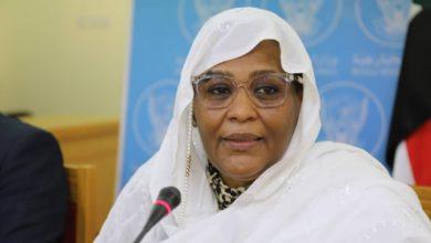 صورة الخارجية السودانية: حديث الوزيرة بالقاهرة «مقتطع» والهجوم عليها «غير موضوعي»