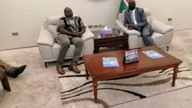 صورة عبد الواحد نور يصل جوبا ويطلق مبادرة للسلام في السودان