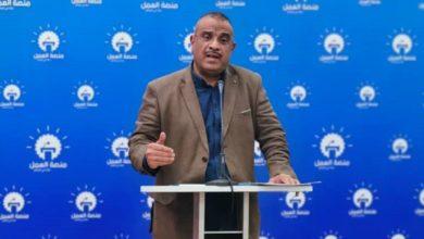 صورة هاشم مطر: العام الحالي يحدد أي الطرق سيسلكها السودان