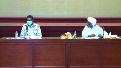 صورة السودان: اجتماع لتقييم تنفيذ اتفاق جوبا للسلام