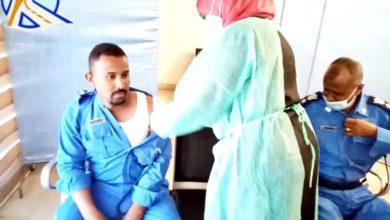 صورة مطار الخرطوم يبدأ تطعيم طواقمه بلقاح «كورونا»