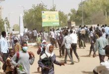 صورة تعليق الدارسة بشمال دارفور عقب انحراف احتجاجات طلابية لأعمال عنف