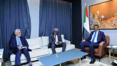 صورة حميدتي يؤكد للاتحاد الأفريقي قدرة الحكومة على حماية المدنيين بدارفور