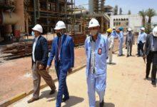 صورة وزارة الطاقة: زيادة الإنتاج في وحدة الجازولين بمصفاة الخرطوم