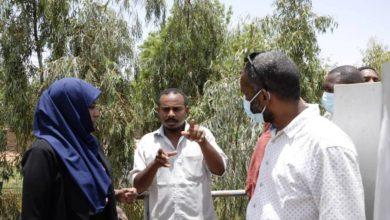 صورة لجنة إزالة التمكين تكشف عن فساد داخل مشروعات «مياه الخرطوم»