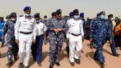 صورة الشرطة السودانية: معظم مرتكبي جرائم الخطف والنهب من الأجانب