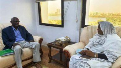 صورة وزيرا الري والخارجية إلى كينشاسا للمشاركة في اجتماعات سد النهضة
