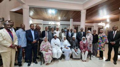صورة وزيرة الخارجية: موقف السودان ثابت تجاه قضية «سد النهضة»