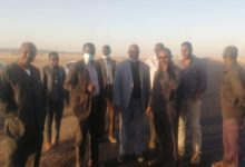 صورة السودان: وزير التنمية العمرانية يعلن البدء في صيانة الطرق القومية