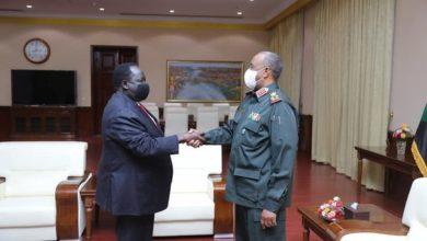 صورة السودان: إعلان موعد المفاوضات المباشرة بين الحكومة وحركة مسلحة