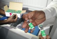 صورة السودان: الولاية الشمالية تتسلم 3 آلاف جرعة من لقاحات كورونا