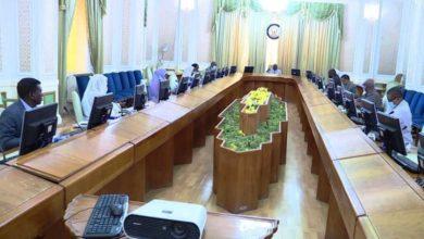 صورة لجنة مختصة تضع معالجات لقضايا مناطق البترول بالسودان