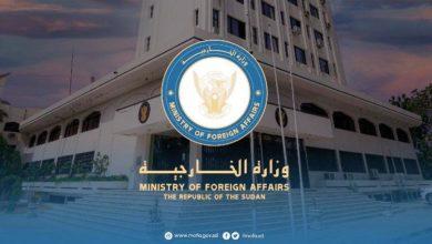 صورة السودان: تصريحات إثيوبيا تسمم مناخ العلاقات الدولية