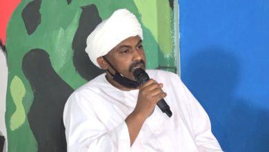 صورة عضو بمجلس السيادة السوداني يؤكد العمل على خفض الصرف الأمني