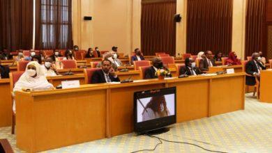 صورة السودان يطمئن على ترتيبات مؤتمر باريس بـ«جلسة محاكاة»