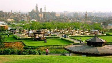 صورة مصر: غلق المنتزهات والحدائق خلال إجازة شم النسيم