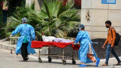 صورة الهند تسجل أكثر من «3» آلاف وفاة بـ«كورونا» في يوم واحد