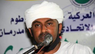 صورة عضو بـ«السيادي» يعلن عن تلقي السودان الكثير من المنح خلال أيام