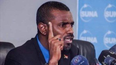 صورة وزير الشؤون الدينية السوداني يدعو للبعد عن خطاب الكراهية والتبشير بحقوق المواطنة