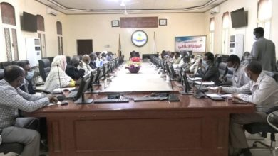 صورة السودان: إجراءات جديدة بـ(نهر النيل) للحد من انتشار كورونا
