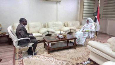 صورة الخارجية السودانية: قادرون على إرغام إثيوبيا بعدم الملء الثاني لسد النهضة