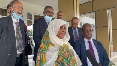 صورة السودان واثق من تعاطي الكونغو الجاد والمسؤول مع ملف سد النهضة