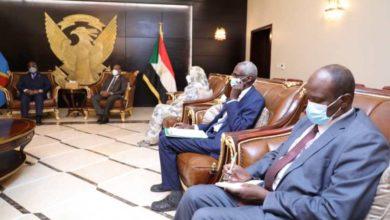 صورة السودان يدرس مبادرة من رئيس الاتحاد الإفريقي بشأن سد النهضة