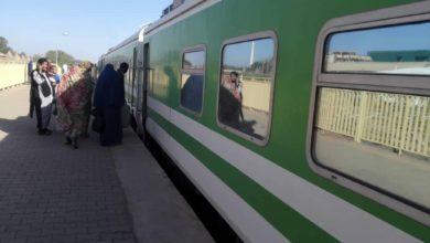 صورة السودان: «قطار الجزيرة» يعاود تسيير رحلاته للخرطوم