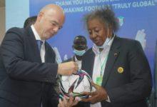 صورة ترشيح كمال شداد لولاية جديدة على رأس اتحاد كرة القدم السوداني