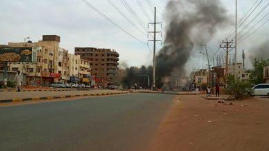 صورة السودان: إحياء ذكرى مجزرة القيادة بالغضب والمتاريس