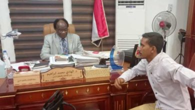 Sudanese Minister of investment during AlTaghyeer interview