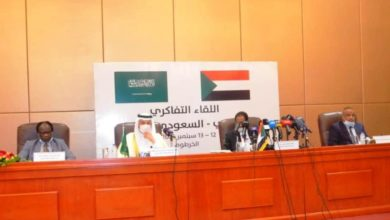 sudan offers 124 investment opportunities to saudi arabia in different fields during investment think tank